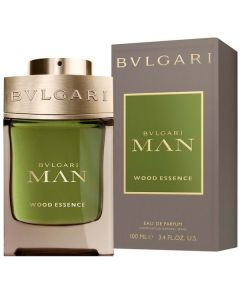 Bvlgari Man In Black Wood Essence EDP 100ml Perfume For Men